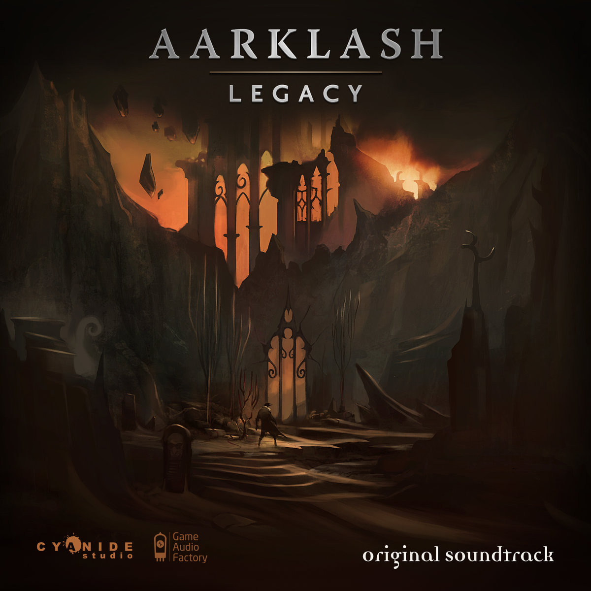 Aaarklash Legacy original soundtrack