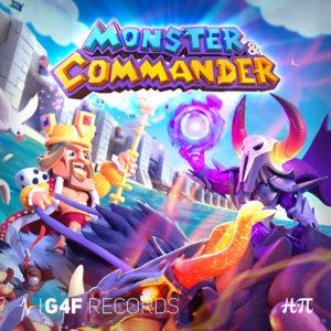 Monster & Commander - Logo