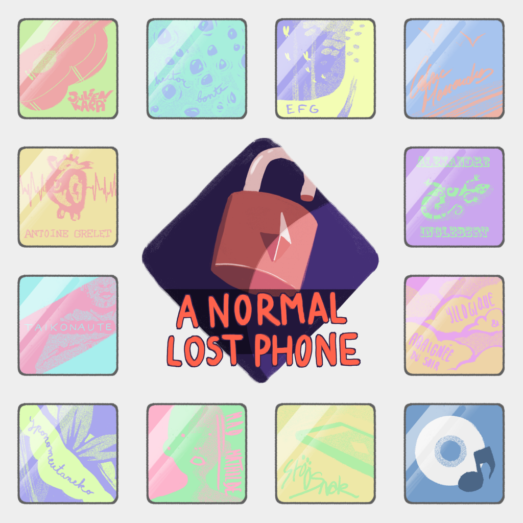 A Normal Lost Phone Soundtrack