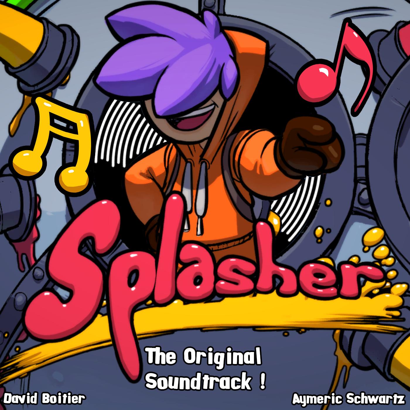 Bande originale de Splasher