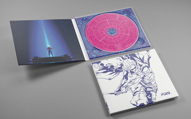 Two More Editions Of The Ost To Furi G4f Records
