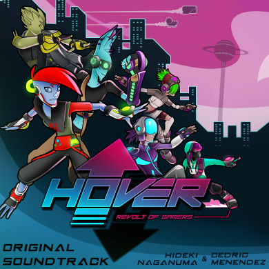 Hover : Revolt Of Gamers Soundtrack