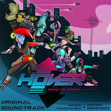 Hover : Revolt of Gamers - Cover