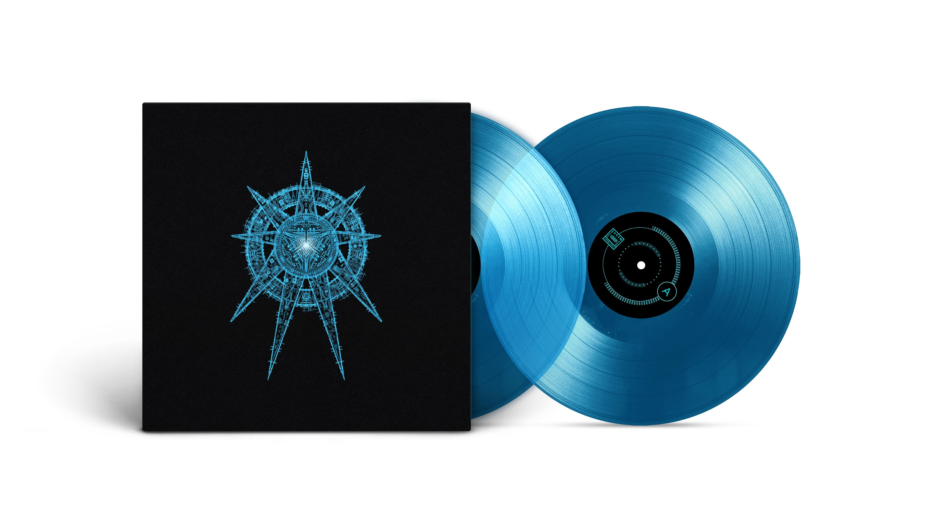 vinyl edition of Endless Space 2