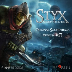 Styx: Shards of Darkness original soundtrack