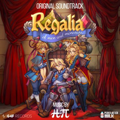 Originalsoundtrack von Regalia: Of Men and Monarchs