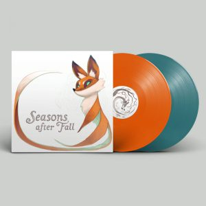 Edition Vinyle de Seasons after Fall - Front
