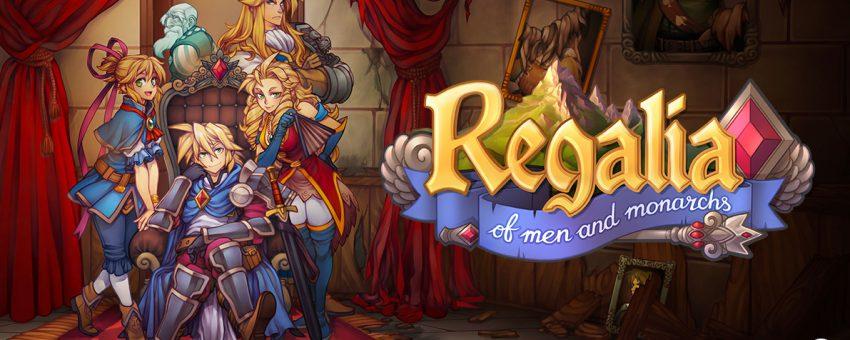 original soundtrack to Regalia: Of Men and Monarchs