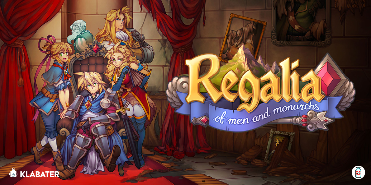 original soundtrack to Regalia: Of Men and Monarchs