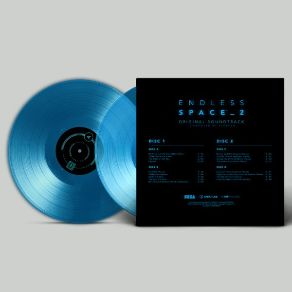 Endless Space 2 Vinyl Edition - Back
