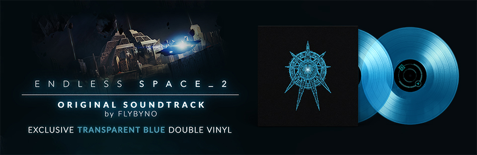 Endless Space 2 Pre-Order - Double Vinyl Edition
