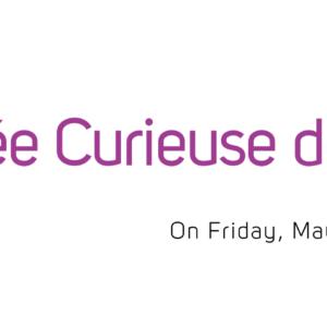 G4F will attend the Soirée Curieuse de La Nef (Strange Evening at La Nef)
