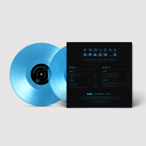 Edition Vinyle Endless Space 2 - Back