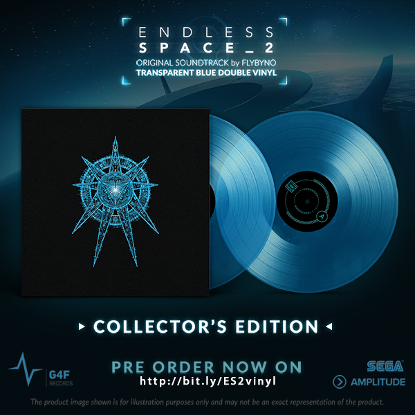Endless Space 2 Double Vinyl