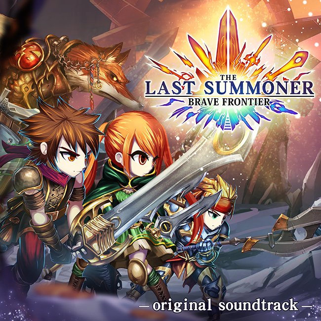 Brave Frontier: The Last Summoner OST