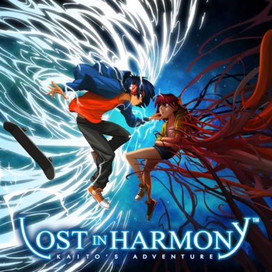Lost in Harmony Kaito's Adventure OST