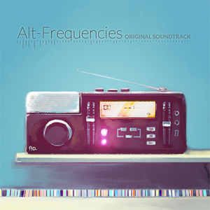 Alt-Frequencies Original Soundtrack