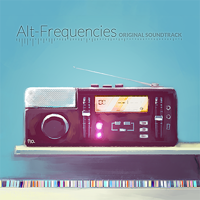 Release of the original soundtrack from Alt-Frequencies