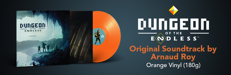 Dungeon of the Endless Vinyl Edition