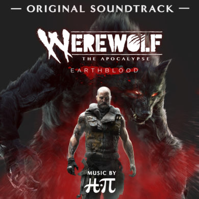 Cover OST Werewolf: The Apocalypse
