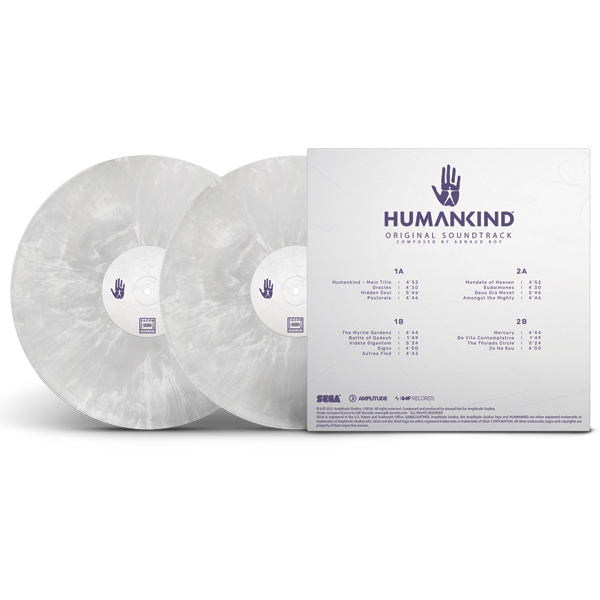 Trifold Humankind - Back