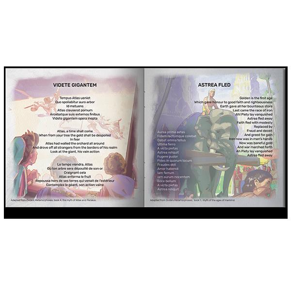 Double CD Digisleeve - Booklet